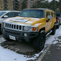 Hummer - H3 - 2006 luxury.. Looking for Trades!! Toronto, M1E 3E2
