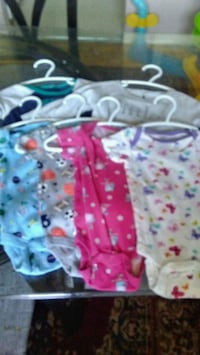 Twin boy/ girl onesies lot (Brand new) $12 Mississauga, L5A 1A8