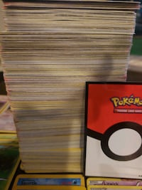Over 450 Pokemon Card Collection