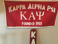 Fraternity Banner & Paddle  Mississauga, L4W 3P3