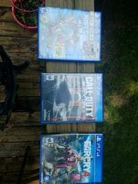 PS4 Games Used Loudon, 37774