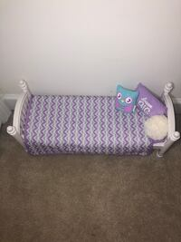Doll bed Charlotte