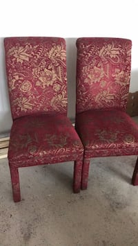 Set of two upholstered  chairs Alexandria, 22301
