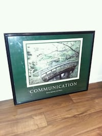 "Picture Frame ""Communication"" Norfolk, 23505"