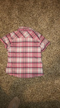Columbia toddler button up