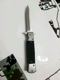 SOG FLASH TANTO pocket knife Airdrie, T4A