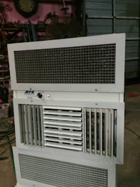 High efficiency  Air flow system Cabot