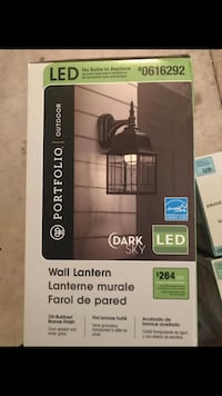 Outdoor led lighting they 24.99 each at Lowe's. I have two asking for 40.00 for both Tucson, 85742