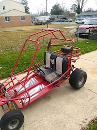 Go-kart fast 9HP need s brake s 900 trade for dirtbike