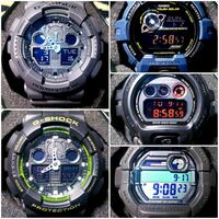 G SHOCK collection for sale! Duncan, 29334