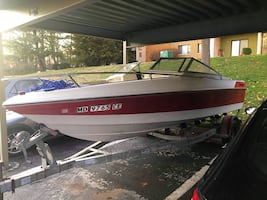 1988 Wellcraft 190 boat with trailer!!