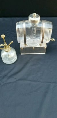 Decanter and perfume bottle Turlock, 95380