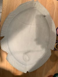 Handmade Crafted Seafood serving plate  Coquitlam, V3C 3S9