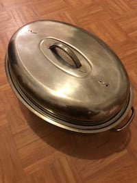 Roasting pot stainless steal  , 10465