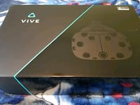 Vive vr headset 10 hours used