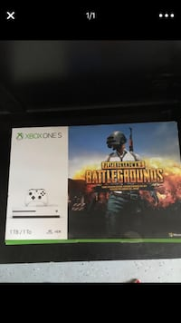 XBOX ONE S  1 TB- BRAND NEW Bakersfield, 93312