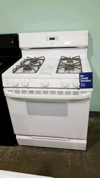 Hotpoint propane gas stove 30inches!  Queens