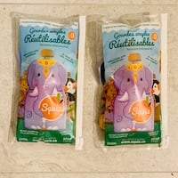 NEW!! BABY REUSABLE FOOD POUCHES Toronto, M4R 1H5