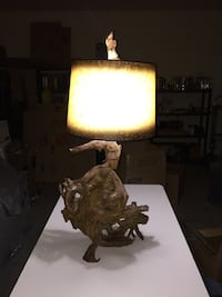 STUNNING custom lamp 2067 mi