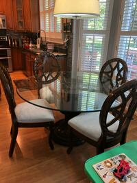 Glass Table and 4 Chairs Forestville, 20747