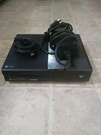 black Xbox One console with controller Boise, 83709