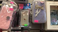 two black and purple smartphone cases Kearny, 07032