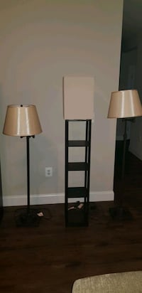 $130 for all lamps and bar chairs   Stephenson, 22656