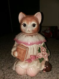 Kitty cookie jar Oklahoma City, 73127