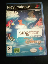 PS2 SingStar Disney Barcelona, 08003