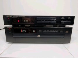 Rotel Tuner/CD player