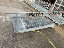 Wheelchair Accessibility Ramp