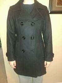 Anne Klein double breasted peacoat Waldorf, 20602