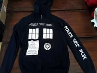 Doctor Who T.A.R.D.I.S Hoodie Calgary, T2Z