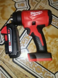 red and black Milwaukee cordless impact wrench West Orange, 07052