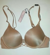 ♥New Nude Size 34A Bombshell Bra♥