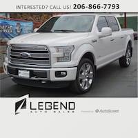 2016 Ford F-150 Limited Burien, 98168