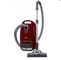 Miele Complete C3 Cat&Dog PowerLine Tayberry red Bağcılar, 34218
