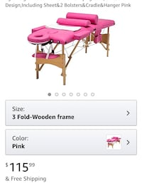 BRAND NEW MASSAGE TABLE Lakewood, 90715