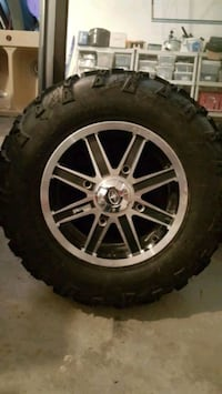 ATV tires and alloy rims Drumbo, N0J 1G0