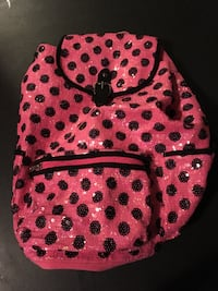Used Justice backpack null