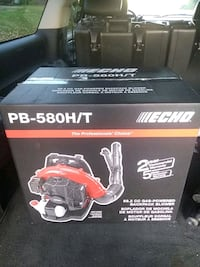 Echo  PB 580 H/T  BLOWER BRAND NEW IN THE BOX , NEVER USED