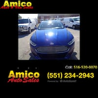 2016 Ford Fusion SE Levittown, 11756