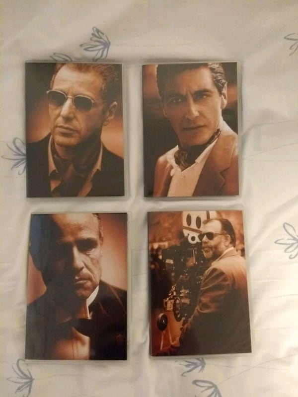 Godfather Collection  4 Dvds. 9d3bc58a-9d76-4f19-82bd-138fb236144e