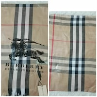Burberry apparel collage