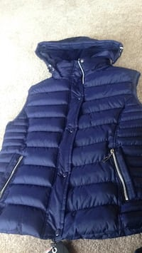 blue bubble zip-up bubble vest Oakdale, 95361