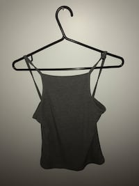 Gray tank top, urban outfitters, size M New Westminster, V3M 6Z5