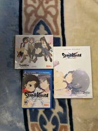Senran Kagura Shinovi Versus for PS Vita