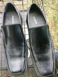Alfani Leather Dress Shoes size 9