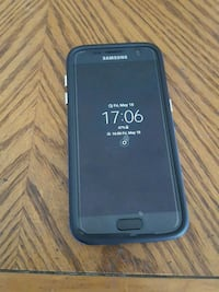 black Samsung Galaxy android smartphone London, N6G 5A6