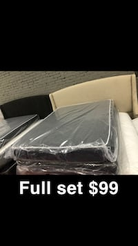 Full mattress and box spring  Owings Mills, 21117